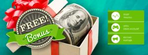 Bonuses and promotions FreshForex