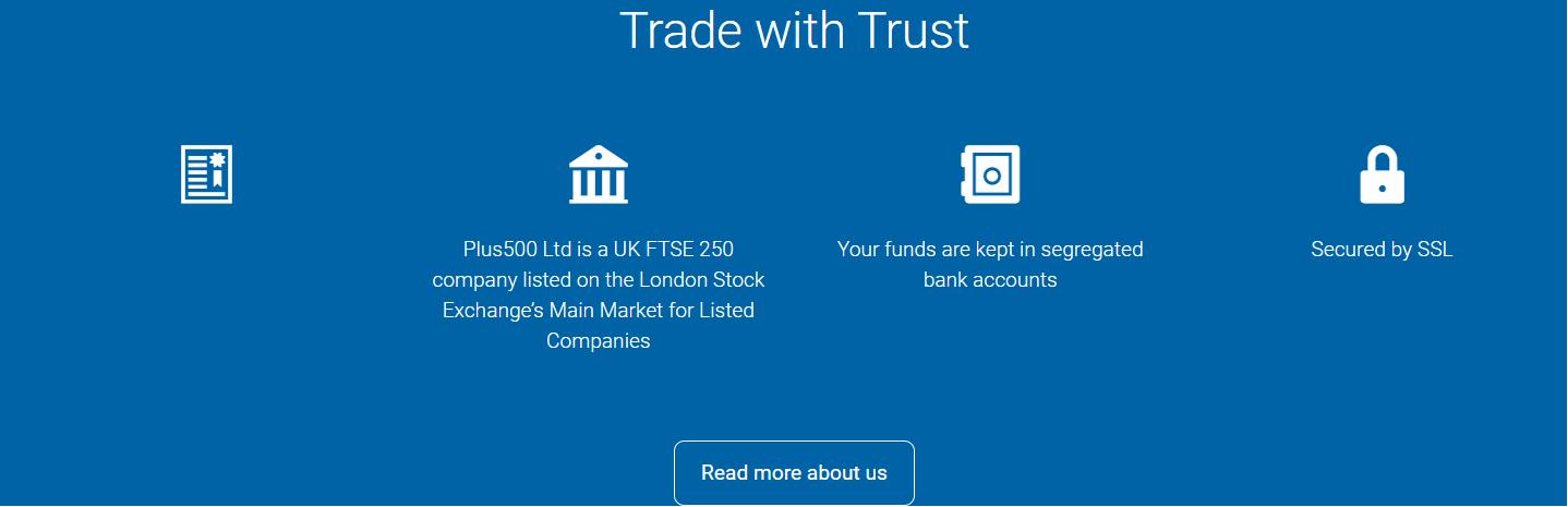 Plus500 Forex broker review